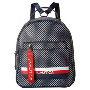 NEW NAUTICA Cast Your Nets Backpack
